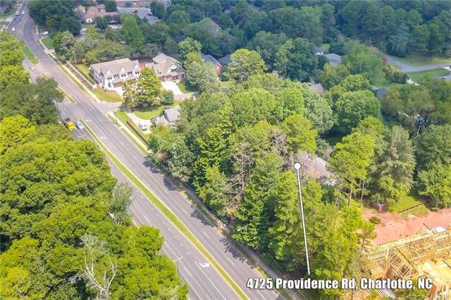 4725 Providence Road, Charlotte, NC 28226 (#3539358) :: Rinehart Realty