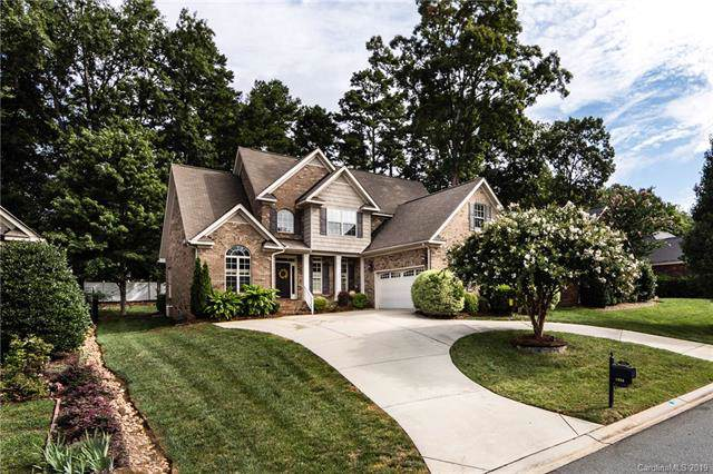 1008 Chandler Forest Court #4, Indian Trail, NC 28079 (#3539372) :: Scarlett Real Estate