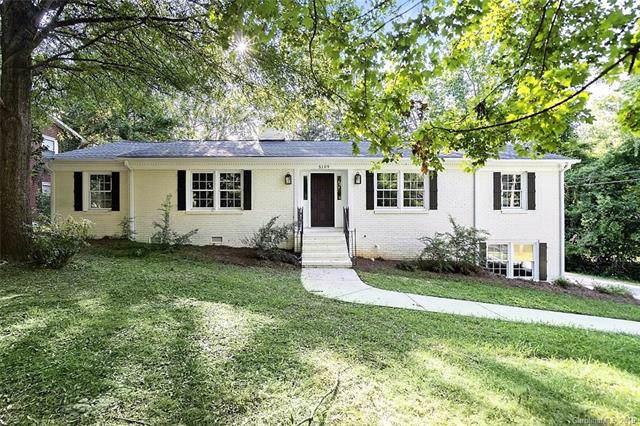 5109 Wedgewood Drive, Charlotte, NC 28210 (#3539375) :: LePage Johnson Realty Group, LLC