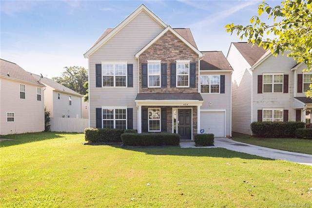 404 Erin Taylor Lane, Charlotte, NC 28206 (#3539395) :: Besecker Homes Team