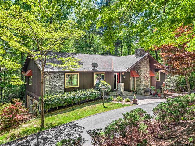 16 Jasmine Place, Laurel Park, NC 28739 (#3539396) :: Keller Williams Professionals