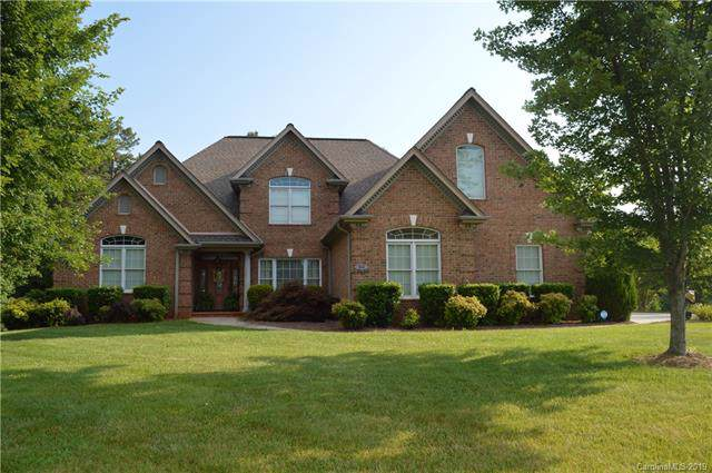 164 Spring Forest Drive, Statesville, NC 28625 (#3539400) :: Rinehart Realty