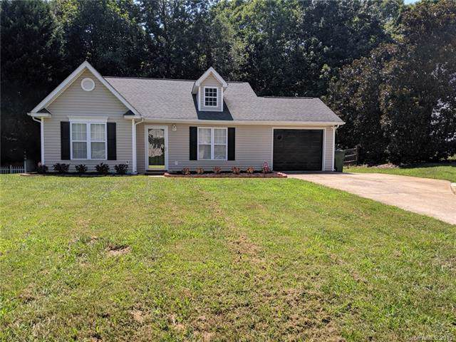 145 Arbor Ridge Road, Mount Holly, NC 28120 (#3539401) :: Odell Realty