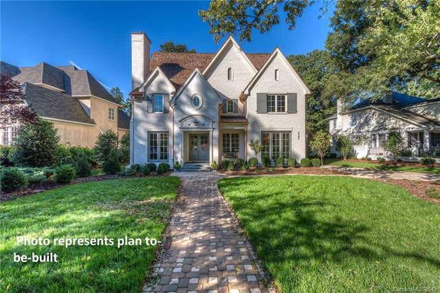 3115 Cramer Pond Drive, Charlotte, NC 28205 (#3539419) :: Homes Charlotte