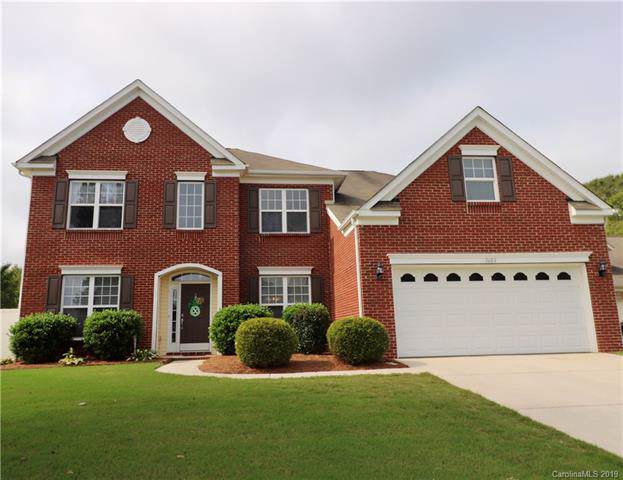 3603 Courage Court SW, Concord, NC 28027 (#3539463) :: Keller Williams South Park