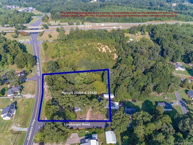 3495 Gastonia Highway, Lincolnton, NC 28092 (#3539480) :: MartinGroup Properties