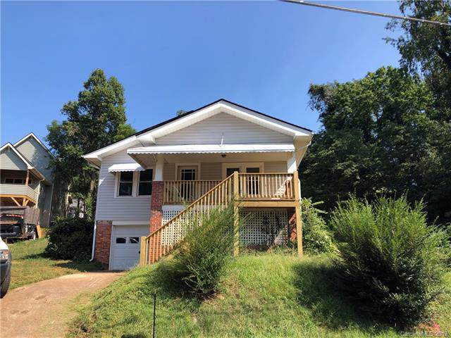 82 Joyner Avenue, Asheville, NC 28806 (#3539481) :: Homes Charlotte