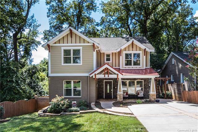 3220 Commonwealth Avenue, Charlotte, NC 28205 (#3539538) :: Keller Williams Biltmore Village