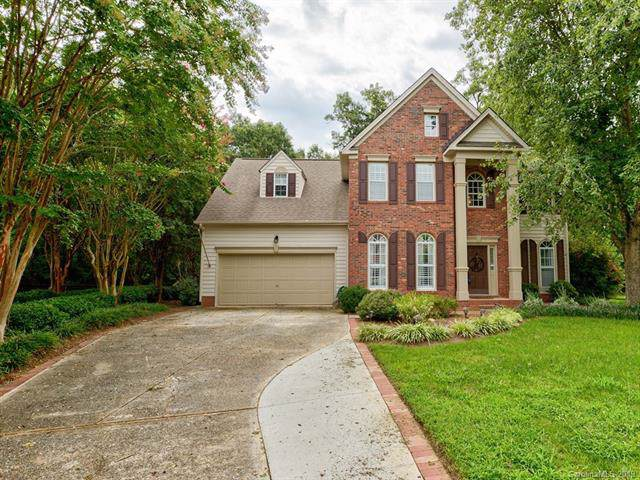 11521 Ridge Oak Drive, Charlotte, NC 28273 (#3539575) :: Robert Greene Real Estate, Inc.