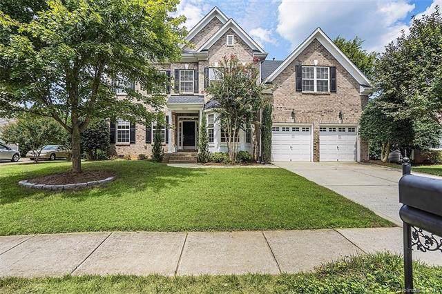10221 Treetop Lane, Cornelius, NC 28031 (#3539584) :: Rinehart Realty