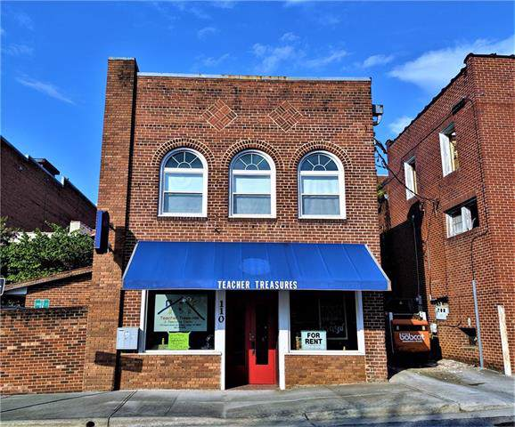110 Church Street NW 1 & 2, Lenoir, NC 28645 (#3539586) :: Exit Realty Vistas