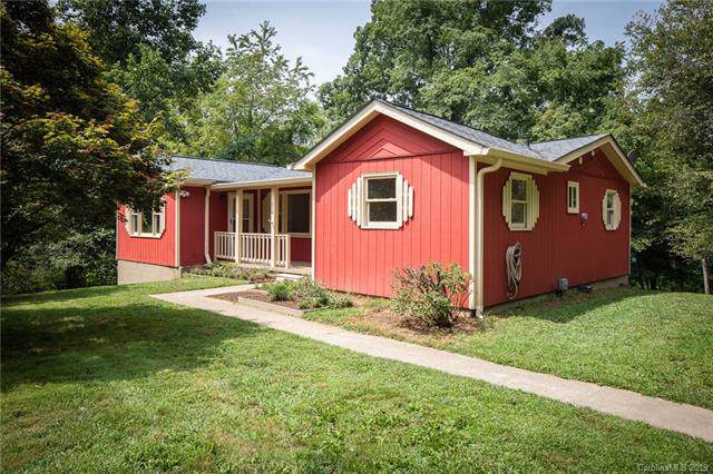518 Rose Hill Road, Asheville, NC 28803 (#3539598) :: Keller Williams South Park
