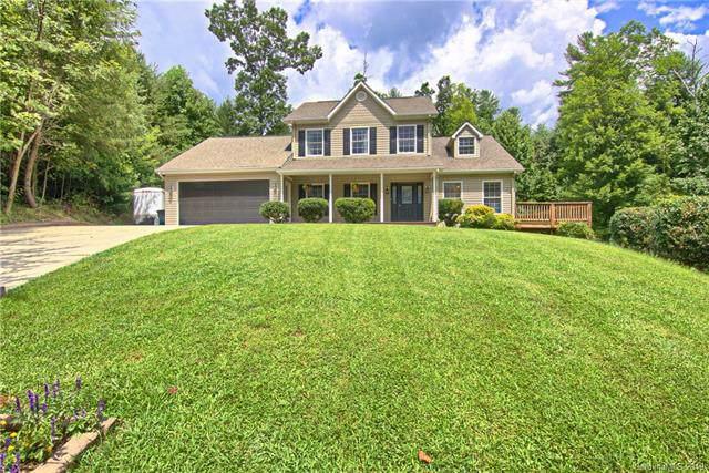 18 Conger Drive, Hendersonville, NC 28739 (#3539610) :: Keller Williams Professionals