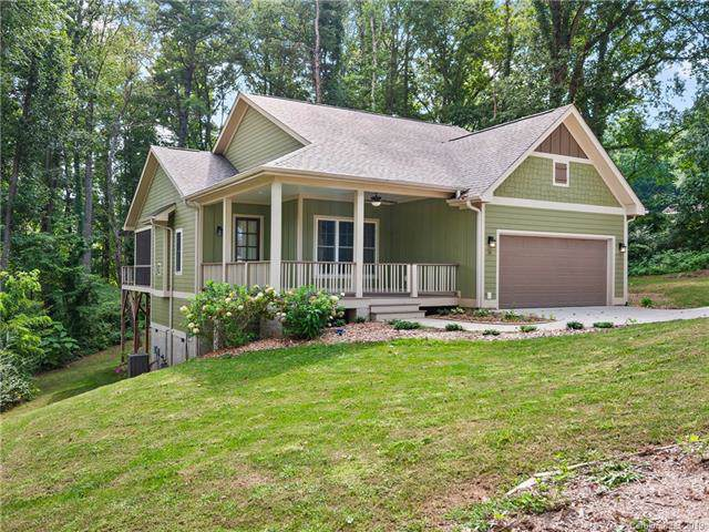 14 Forest Park Lane, Asheville, NC 28803 (#3539619) :: Keller Williams Professionals