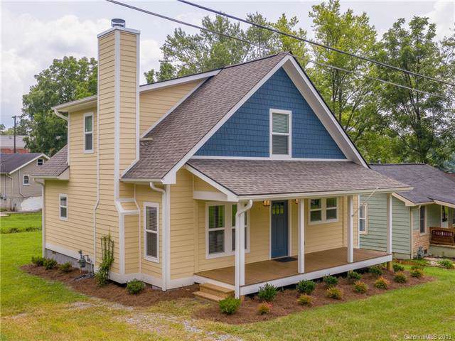 224 Burrell Avenue, Brevard, NC 28712 (#3539627) :: Carlyle Properties