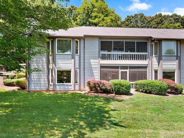 303 Golfside Drive, Flat Rock, NC 28731 (#3539634) :: Washburn Real Estate