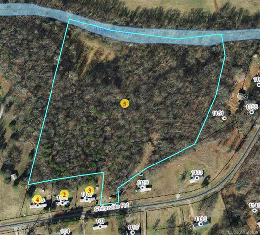 0 Shinnville Road, Cleveland, NC 27013 (#3539642) :: LePage Johnson Realty Group, LLC