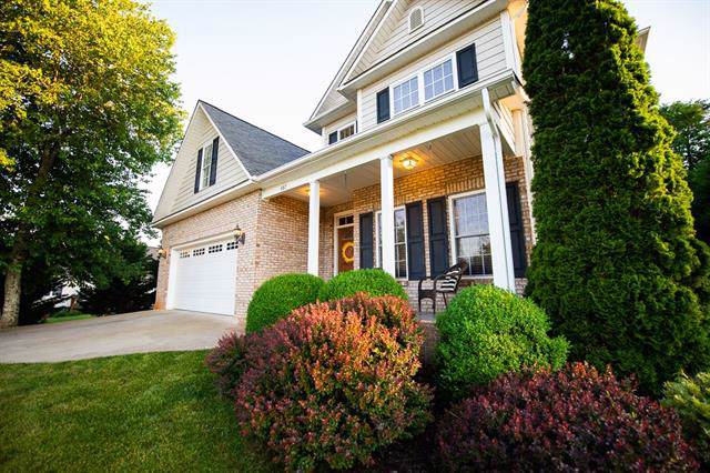 487 Wittenburg Springs Drive, Taylorsville, NC 28681 (#3539663) :: Rinehart Realty