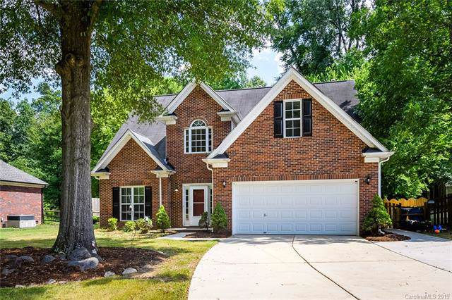 5179 Rocky River Crossing Road #10, Harrisburg, NC 28075 (#3539754) :: Odell Realty
