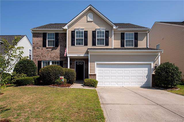 1465 Astoria Lane NW #1465, Concord, NC 28027 (#3539790) :: LePage Johnson Realty Group, LLC