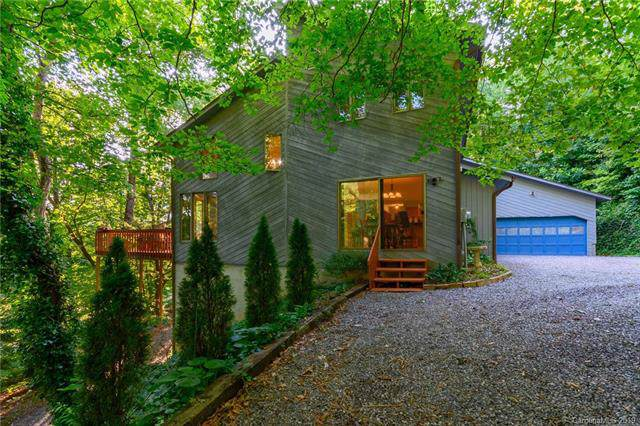 6 White Oak Trail, Black Mountain, NC 28711 (#3539827) :: Besecker Homes Team