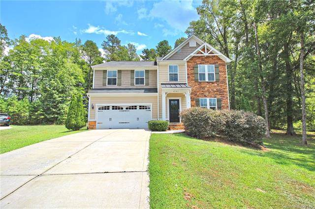 3701 Bronte Lane, Monroe, NC 28110 (#3539831) :: LePage Johnson Realty Group, LLC