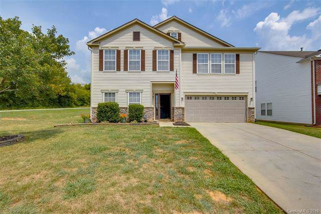 116 Bennett Trail Drive, Mount Holly, NC 28120 (#3539839) :: BluAxis Realty