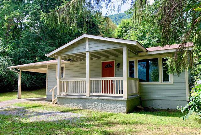 78 Home Place Road, Maggie Valley, NC 28751 (#3539869) :: Carlyle Properties