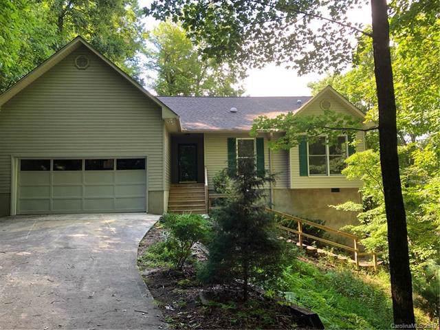 156 Kanasgowa Drive, Brevard, NC 28712 (#3539899) :: Francis Real Estate