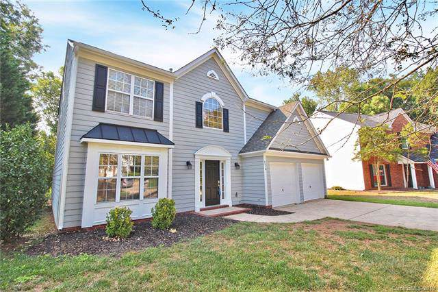7510 Lullwater Cove, Huntersville, NC 28078 (#3539904) :: LePage Johnson Realty Group, LLC
