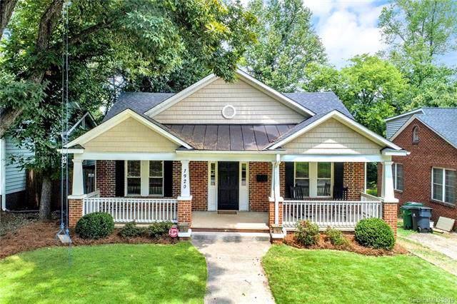 1920 Woodcrest Avenue, Charlotte, NC 28203 (#3539909) :: Keller Williams South Park
