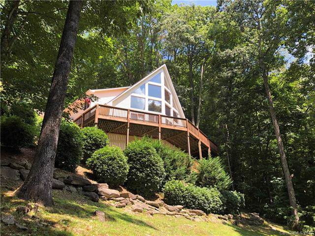14 Shooting Star Lane, Maggie Valley, NC 28751 (#3539919) :: Puma & Associates Realty Inc.