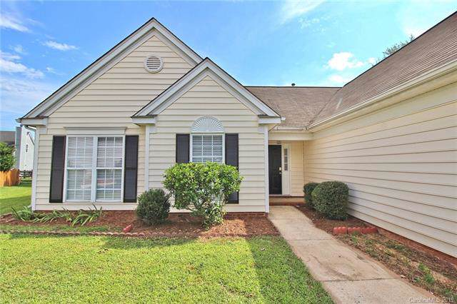 4707 Judge Place, Concord, NC 28027 (#3539938) :: Odell Realty