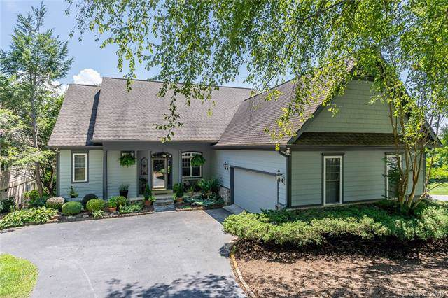 12 Bunker Court, Mills River, NC 28759 (#3539960) :: Keller Williams Professionals
