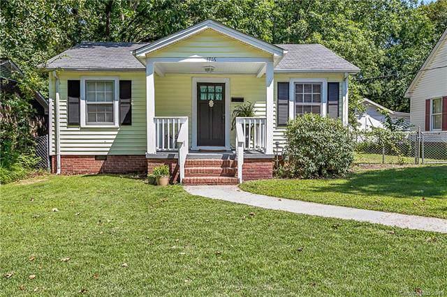 1716 Dallas Avenue, Charlotte, NC 28205 (#3539967) :: Carver Pressley, REALTORS®