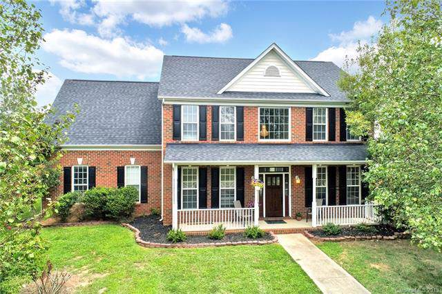 4014 Greenleaf Street, Indian Trail, NC 28079 (#3539977) :: Stephen Cooley Real Estate Group