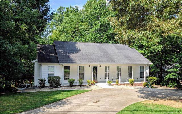 7902 Ritter Drive, Charlotte, NC 28270 (#3540014) :: Rowena Patton's All-Star Powerhouse