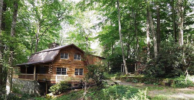 27 Cabin Lane, Maggie Valley, NC 28751 (#3540022) :: Carlyle Properties