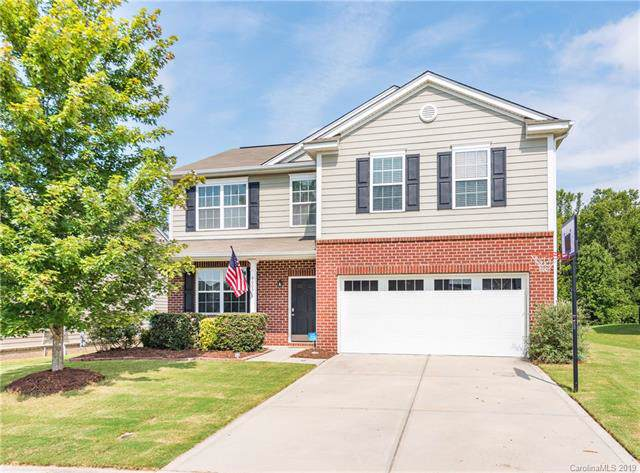 3005 Blue Stream Lane, Indian Trail, NC 28079 (#3540027) :: Carlyle Properties