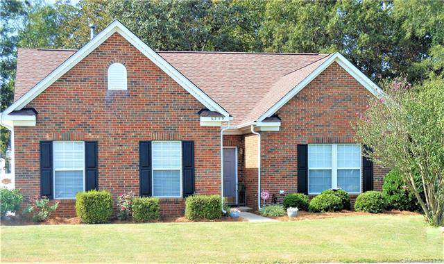 6509 Courtland Street, Indian Trail, NC 28079 (#3540040) :: Homes Charlotte