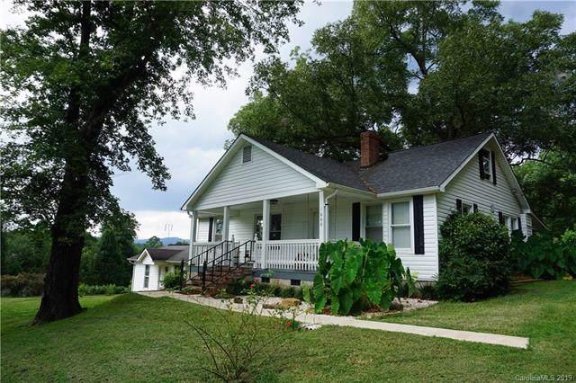 1660 Piney Knob Road, Rutherfordton, NC 28139 (#3540041) :: Keller Williams Professionals