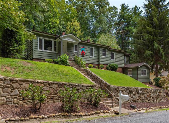 60 Liberty Road, Waynesville, NC 28785 (#3540052) :: Robert Greene Real Estate, Inc.