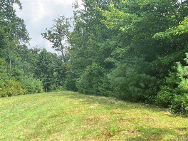 Lot 18 Hawkins Hollow Road, Pisgah Forest, NC 28768 (#3540059) :: www.debrasellscarolinas.com
