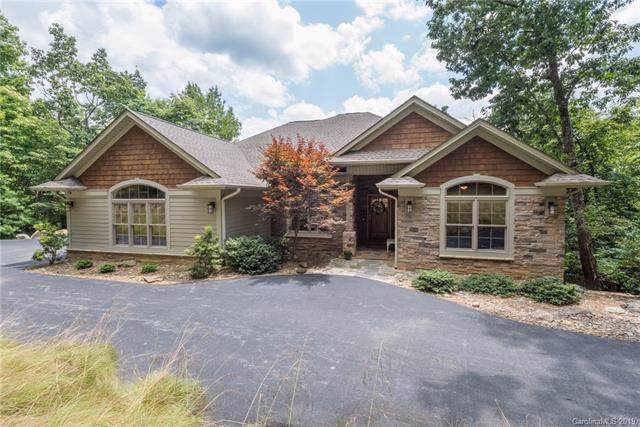 343 Lost Cabin Drive, Mills River, NC 28759 (#3540069) :: Miller Realty Group