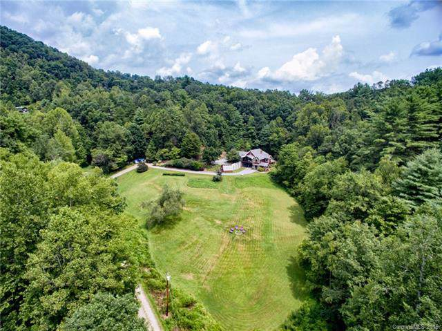 62 Early View Road, Leicester, NC 28748 (#3540092) :: The Ramsey Group
