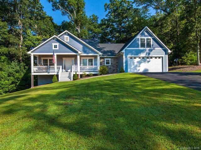 201 Lone Oak Drive, Mills River, NC 28759 (#3540106) :: MartinGroup Properties
