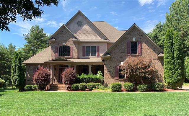 105 Wolf Hill Drive #23, Mooresville, NC 28117 (#3540174) :: Rinehart Realty