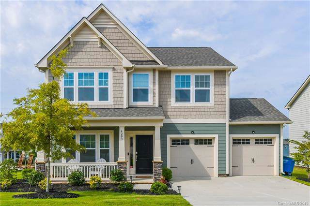 4203 Huntley Glen Drive, Pineville, NC 28134 (#3540187) :: Carolina Real Estate Experts