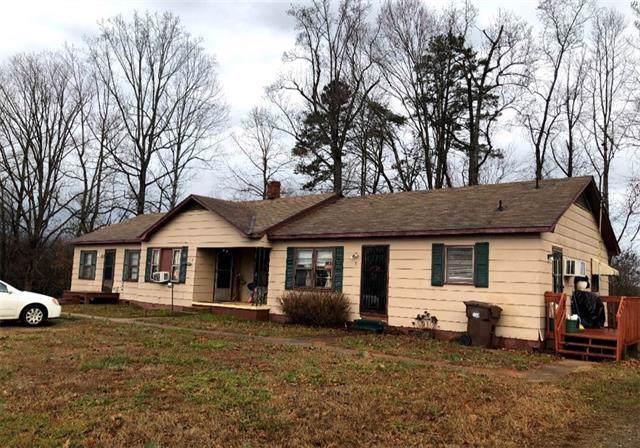 4636 Bowman Road, Hickory, NC 28602 (#3540280) :: Homes Charlotte