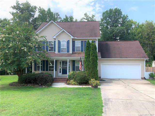 1024 Castle Rock Court #128, Concord, NC 28025 (#3540313) :: Sellstate Select
